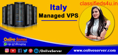 Get Smooth Performance Of Italy Managed VPS by Onlive Server
