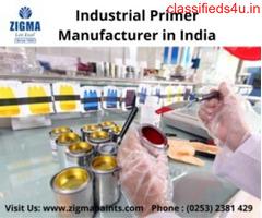 Industrial Primer Manufacturer in India