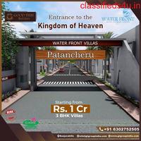 Patancheru plots for sale  | Good Time Builders