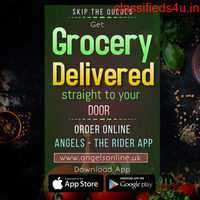 Best Online Grocery Shopping App in Bangalore