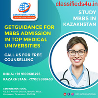 Study MBBS in Kazakhstan for Indian Students - Eligibility, Universities and Benefits