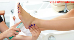 Throughout the summer here are some foot-care tips for the elderly.