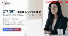 Why is training important for the qtp career path?