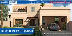 Kothi in Faridabad