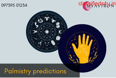Get online palmistry Reading for future prediction