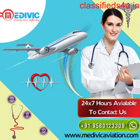 Select the Finest Charter Air Ambulance Services in Nagpur by Medivic