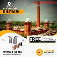 Hearing Aid Centre in Kilpauk, Chennai | Hearing Aids in Kilpauk