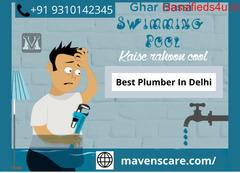 Get The Most Trustworthy Doorstep Plumber In Delhi