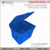 Best Leading Plastic Valve Box Manufacturer