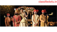 Choosing the top wedding dresses from Mohanlal Sons