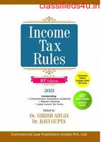 Income Tax Rules Books