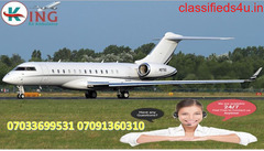 Hire King Air Ambulance in Delhi with Hi-Fi ICU Facility at Low Rate