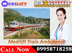 Use Emergency Train Ambulance Services in Patna at Low Cost – Medilift