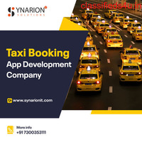 Want To Develop Apps For Your Taxi Booking Business