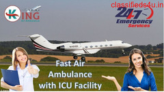 Take World's Upgraded Version of ICU Air Ambulance Service in Patna