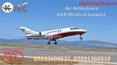 Book Anytime Advanced Charter Aircraft with ICU Setup by King Air Ambulance
