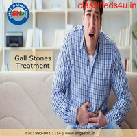Who is the best gall stones treatment Ahmedabad?