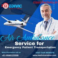 Phenomenal Life Savior Air Ambulance Service in Ranchi by Medivic
