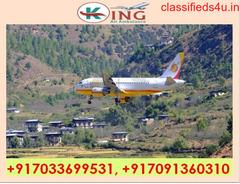 Top-Class Air Ambulance Service in Kolkata with Superb Medical Facility