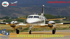 Hire Trusted and Quick Air Ambulance Service in Ranchi at Cheap Rate