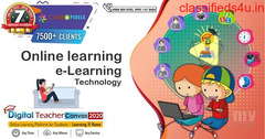 Smart Classroom Services Provider, Hyderabad | Digital Teacher