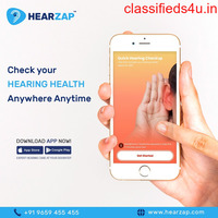 Hearing Care App in Nagpur | Hearzap