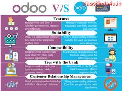 Odoo VS Xero Feature Comparison