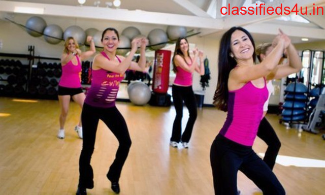Zumba classes in Noida extension- Fit2MaxGym