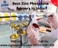 Best Zinc Phosphate Primers in India