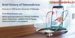 Brief History of Telemedicine