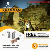 Hearing Clinic In Khammam   Hearing Aids Khammam