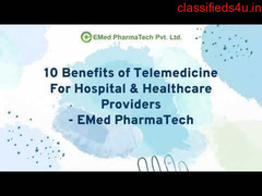 10 Benefits of Telemedicine For Hospital & Healthcare Providers