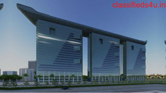 Buy Commercial office spaces and Retail shops Bhutani Alphathum.