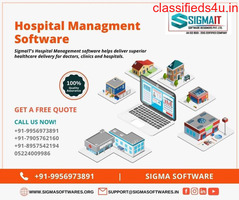 India's #1 Hospital Management Software For Your Clinic/Hospital