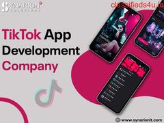 Want to Develop Video Sharing App Like TikTok App