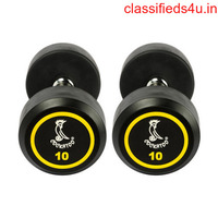 BUY THE BEST DUMBBELLS IN INDIA WITH COCKATOO INDIA