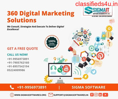 360° Digital Marketing Services in India