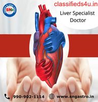 Who is the trusted liver specialist in Ahmedabad?