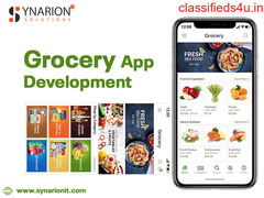 Develop Your Own Top-Notch Grocery Mobile App