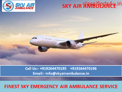 Finest & Cost-Effective Sky Air Ambulance Service in Port Blair