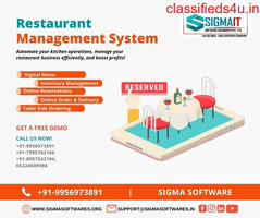 Top Restaurant Management System in Lucknow