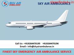 Take ICU Setup Emergency Air Ambulance Service in Darbhanga
