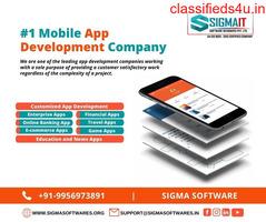#1 Mobile App Development Company India