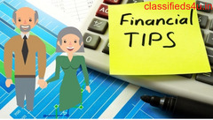 Here are some financial tips for older citizens during COVID-19.