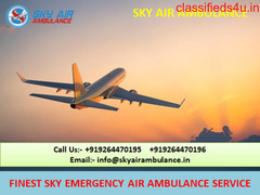 Cost-Effective Air Ambulance Service in Kochi Available by Sky Air Ambulance