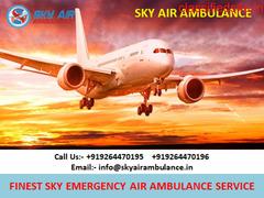 24 Hours ICU Emergency Air Ambulance Service in Port Blair