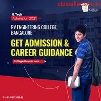 Management quota admission in RV college of engineering