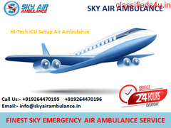 Take Finest and Reliable Air Ambulance Service in Aurangabad