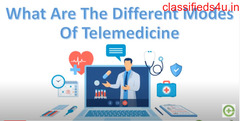 What Are The 3 Different Modes of Telemedicine?