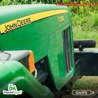 John Deere 5310 4WD Tractor Price list in India